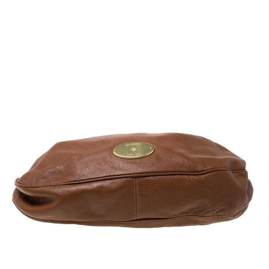 Mulberry Pebbled Leather Hobo Bag Image 4