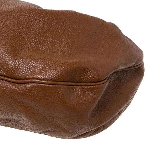 Mulberry Pebbled Leather Hobo Bag Image 7