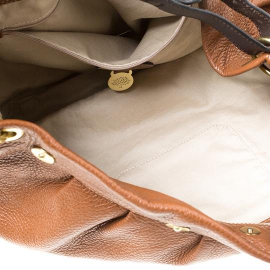 Mulberry Pebbled Leather Hobo Bag Image 8