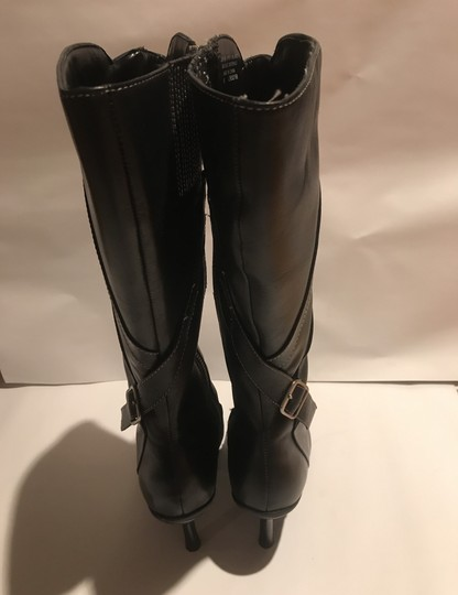 Kenneth Cole Reaction black Boots Image 1