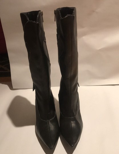 Kenneth Cole Reaction black Boots Image 4