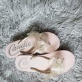 Candie's Pink Sandals Image 1