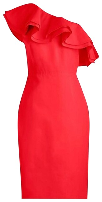 Preload https://img-static.tradesy.com/item/25957802/jcrew-bright-cerise-tall-one-shoulder-ruffle-in-faille-mid-length-cocktail-dress-size-6-s-0-6-650-650.jpg
