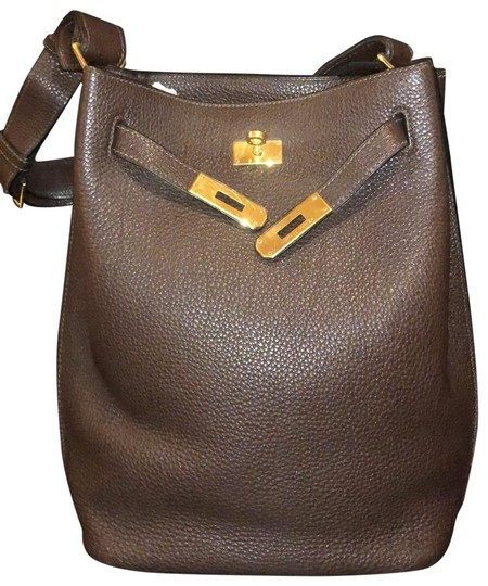 Preload https://img-static.tradesy.com/item/25957815/hermes-so-kelly-kelly-so-22-dark-brown-leather-hobo-bag-0-1-540-540.jpg
