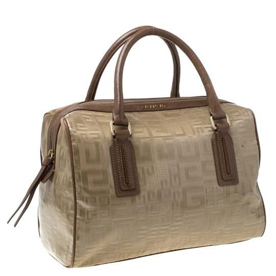 Givenchy Leather Satchel in Brown Image 3