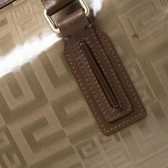 Givenchy Leather Satchel in Brown Image 5
