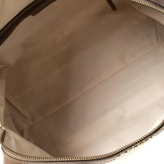 Givenchy Leather Satchel in Brown Image 7