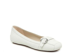 Cole Haan White Flats