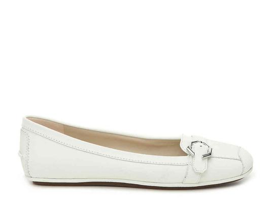 Cole Haan White Flats Image 2