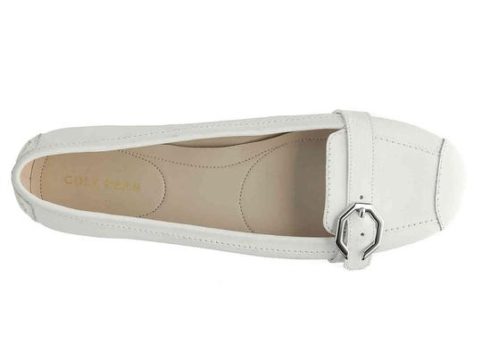 Cole Haan White Flats Image 6