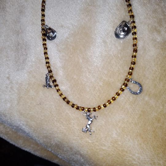 Preload https://item3.tradesy.com/images/brown-country-living-necklace-25957852-0-0.jpg?width=440&height=440