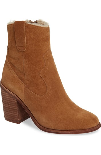 Jeffrey Campbell Tan Suede Boots Image 7