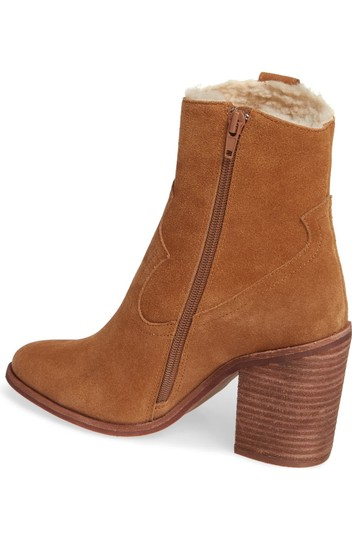 Jeffrey Campbell Tan Suede Boots Image 9