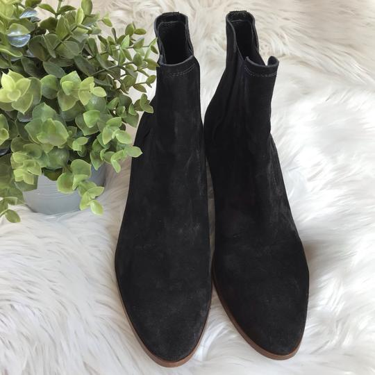 Tod's Black Boots Image 3