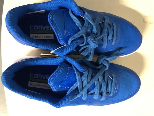 Converse Blue Athletic Image 2