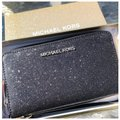 Michael Kors Womens Accessories Wristlet in Black Image 7