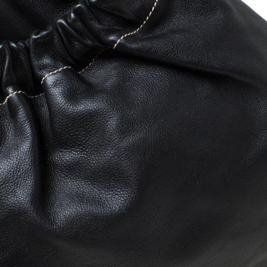 Miu Miu Leather Hobo Bag Image 6