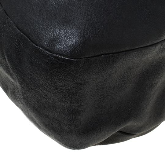 Miu Miu Leather Hobo Bag Image 8