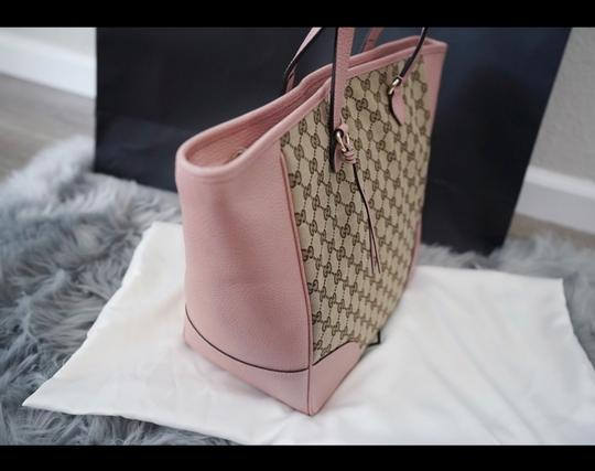 Gucci Tote in pink Image 3
