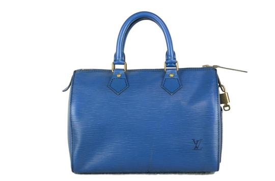 Preload https://img-static.tradesy.com/item/25958012/louis-vuitton-speedy-25-epi-blue-leather-tote-0-0-540-540.jpg