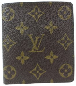 Louis Vuitton Men's Monogram Multiple Bifold Wallet 871280