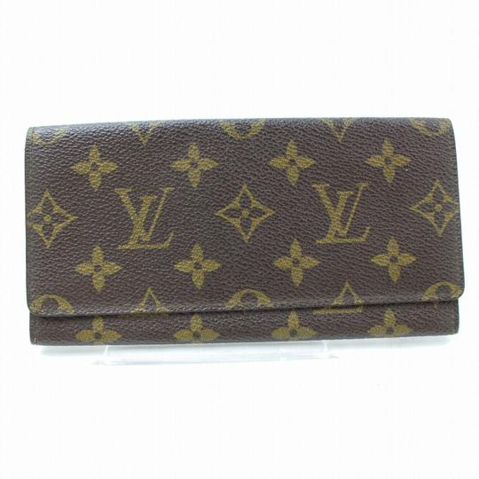 Preload https://img-static.tradesy.com/item/25958029/louis-vuitton-brown-monogram-long-flap-871281-wallet-0-0-540-540.jpg
