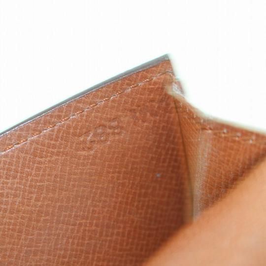 Louis Vuitton Monogram Long Flap Wallet 871281 Image 1