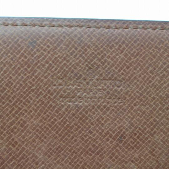 Louis Vuitton Monogram Long Flap Wallet 871281 Image 3