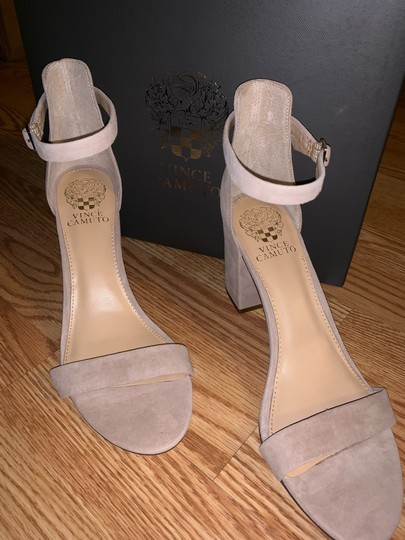 Vince Camuto tan Boots Image 1