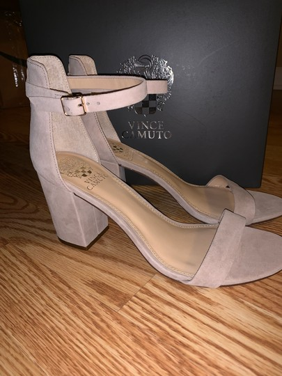Vince Camuto tan Boots Image 5
