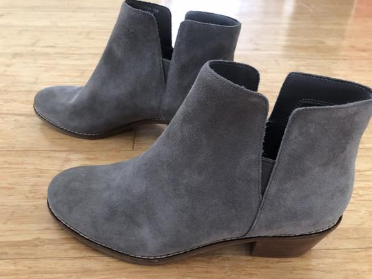 Cole Haan Gray Boots Image 1