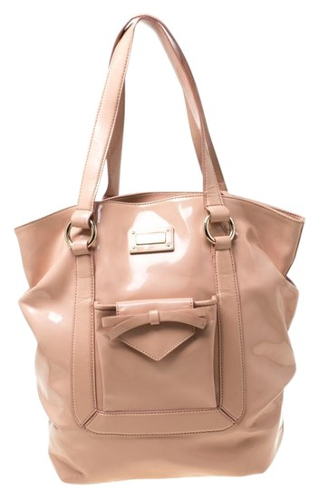 Preload https://img-static.tradesy.com/item/25958049/emporio-armani-bulgaria-pink-patent-leather-tote-0-1-540-540.jpg