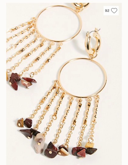 Free People free people canyon dangle earring Image 1