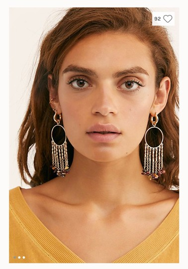 Free People free people canyon dangle earring Image 2