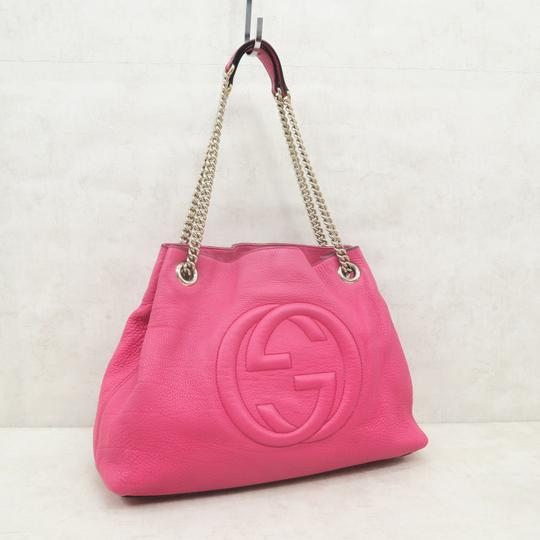 Gucci Soho Calfskin Shoulder Bag Image 3