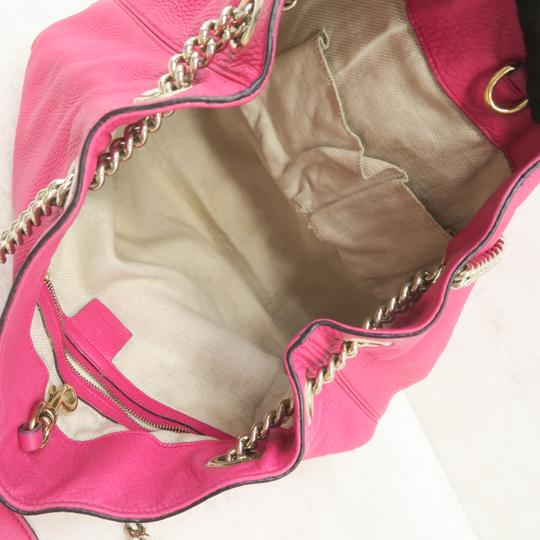 Gucci Soho Calfskin Shoulder Bag Image 8