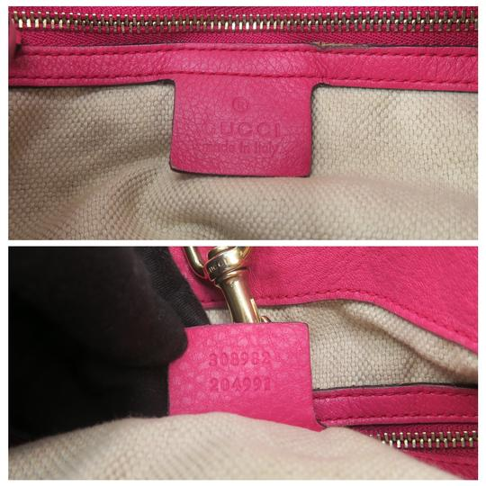 Gucci Soho Calfskin Shoulder Bag Image 9