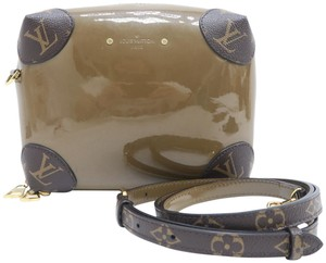 Louis Vuitton Venice Vernis Shoulder Cross Body Bag