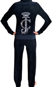 Juicy Couture Tracksuit Velour Dress