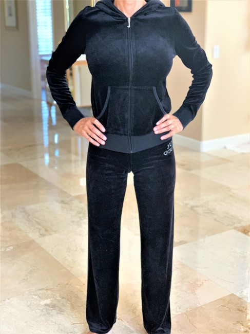 Juicy Couture Tracksuit Velour Dress Image 1