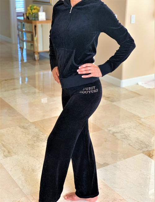 Juicy Couture Tracksuit Velour Dress Image 3