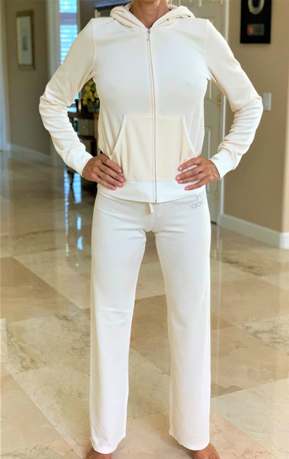 Juicy Couture Tracksuit Anna Anka Velour Dress Image 2