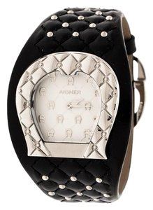 Etienne Aigner White Stainless Steel L'Aquila A41200 Women's Wristwatch 36 mm