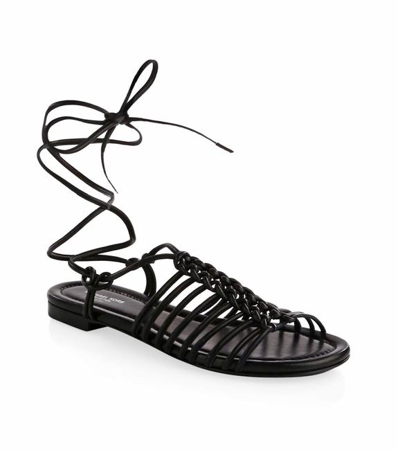 Item - Black Fagan Sandals Size US 9.5 Regular (M, B)