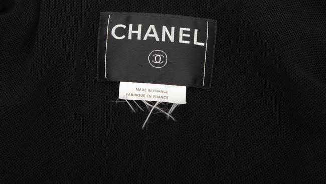 Chanel Knit Camellias Long Sleeve Floral Cardigan Image 10