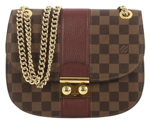 Louis Vuitton Wight Leather Shoulder Bag