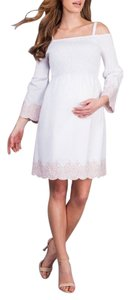 Séraphine short dress White on Tradesy