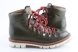 "Bally Green ""Jc"" Hiker Boots Shoes"