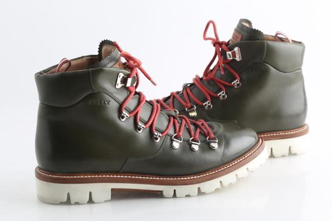 """Item - Green """"Jc"""" Hiker Boots Shoes"""
