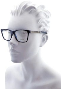 Chanel Chanel CH3302 c. 622 Chained Eyeglasses RX Frames 52mm 52-16-140 Italy